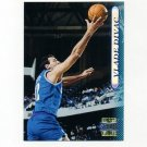 1996-97 Stadium Club Basketball #120 Vlade Divac - Charlotte Hornets