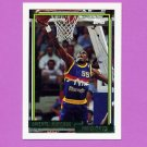 1992-93 Topps Gold Basketball #281G Dikembe Mutombo - Denver Nuggets