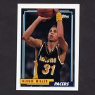 1992-93 Topps Basketball #193 Reggie Miller - Indiana Pacers