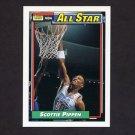 1992-93 Topps Basketball #103 Scottie Pippen AS - Chicago Bulls