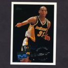 1995-96 Topps Basketball #031 Reggie Miller - Indiana Pacers