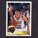 1995-96 Topps Basketball #024 John Stockton LL - Utah Jazz