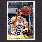 1995-96 Topps Basketball #016 John Stockton LL - Utah Jazz