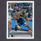 1997-98 Topps Basketball #051 Latrell Sprewell - Golden State Warriors