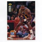 1994-95 Collector's Choice Basketball #191 Karl Malone TO - Utah Jazz