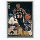 1995-96 Collector's Choice Basketball Player's Club #252 Sean Elliott - San Antonio Spurs