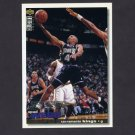 1995-96 Collector's Choice Basketball #044 Spud Webb - Sacramento Kings