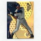 2000 E-X Baseball #11 Derek Jeter - New York Yankees