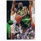 1994-95 Upper Deck Basketball #082 Gary Payton - Seattle Supersonics