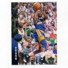 1994-95 Upper Deck Basketball #054 Tim Hardaway - Golden State Warriors