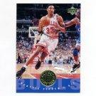 1995-96 Upper Deck Basketball Electric Court #167 Scottie Pippen - Chicago Bulls
