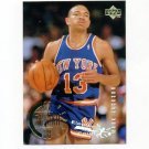 1995-96 Upper Deck Basketball Electric Court #147 Mark Jackson - Indiana Pacers