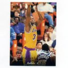 1995-96 Upper Deck Basketball Electric Court #112 George Lynch - Los Angeles Lakers