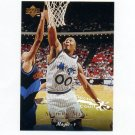 1995-96 Upper Deck Basketball Electric Court #077 Anthony Avent - Orlando Magic