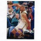 1995-96 Upper Deck Basketball Electric Court #024 Felton Spencer - Utah Jazz