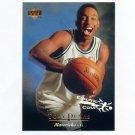 1995-96 Upper Deck Basketball Electric Court #016 Tony Dumas - Dallas Mavericks