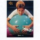 1995-96 Upper Deck Basketball Electric Court #012 Vinny Del Negro - San Antonio Spurs
