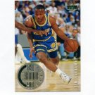 1995-96 Upper Deck Basketball #152 Tim Hardaway ROO - Golden State Warriors