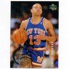 1995-96 Upper Deck Basketball #147 Mark Jackson ROO - New York Knicks