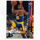 1993-94 Upper Deck Basketball All-NBA #AN14 Tim Hardaway - Golden State Warriors