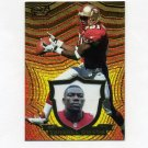 1997 Pacific Invincible Football #132 Terrell Owens - San Francisco 49ers