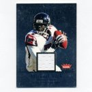 2004 Fleer Tradition Gridiron Tributes Game Used #GTMV Michael Vick - Falcons Game-Used Jersey
