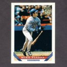 2001 Topps Traded Baseball #T138 Mike Piazza 93 - Los Angeles Dodgers
