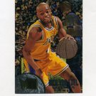 1995-96 Metal Basketball #055 Nick Van Exel - Los Angeles Lakers
