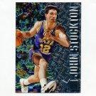 1996-97 Metal Basketball #102 John Stockton - Utah Jazz
