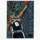 1996-97 Metal Basketball #090 Avery Johnson - San Antonio Spurs