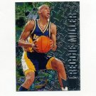 1996-97 Metal Basketball #042 Reggie Miller - Indiana Pacers