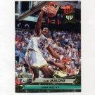 1992-93 Ultra Basketball #217 Karl Malone JS - Utah Jazz
