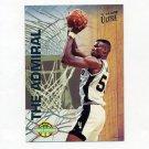 1993-94 Ultra Basketball Famous Nicknames #14 David Robinson - San Antonio Spurs