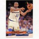 1993-94 Ultra Basketball #065 Tim Hardaway - Golden State Warriors