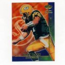 2000 Collector's Edge Masters Sentinels Gold Football #S09 Brett Favre - Green Bay Packers 0068/1000