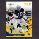 2007 Score Gold Zone Football #271 Randy Moss - New England Patriots 400/600
