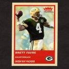 2004 Fleer Tradition Football #044 Brett Favre - Green Bay Packers