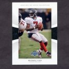2003 UD Patch Collection Football #007 Michael Vick - Atlanta Falcons