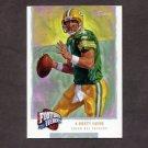 2008 Upper Deck Heroes Football #005 Brett Favre - Green Bay Packers