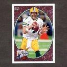 2008 Upper Deck Heroes Football #006 Brett Favre - Green Bay Packers