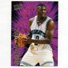 1994-95 Ultra Power Basketball #03 Larry Johnson - Charlotte Hornets
