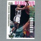 1994-95 Ultra Rebound Kings Basketball #08 David Robinson - San Antonio Spurs