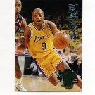 1994-95 Ultra Basketball #091 Nick Van Exel - Los Angeles Lakers