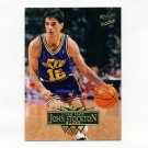 1995-96 Ultra Basketball #187 John Stockton - Utah Jazz ExMt