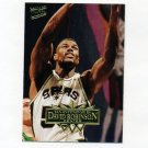 1995-96 Ultra Basketball #167 David Robinson - San Antonio Spurs