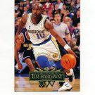 1995-96 Ultra Basketball #058 Tim Hardaway - Golden State Warriors