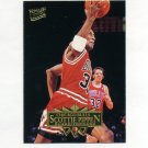 1995-96 Ultra Basketball #028 Scottie Pippen - Chicago Bulls