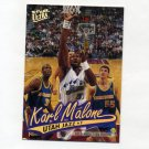 1996-97 Ultra Gold Medallion Basketball #G253 Karl Malone - Utah Jazz