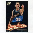 1996-97 Ultra Gold Medallion Basketball #G164 Danny Ferry - Cleveland Cavaliers