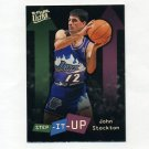 1996-97 Ultra Basketball #286 John Stockton SU - Utah Jazz